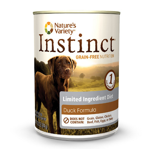 Nature S Variety Instinct Limited Ingredient Diet Duck